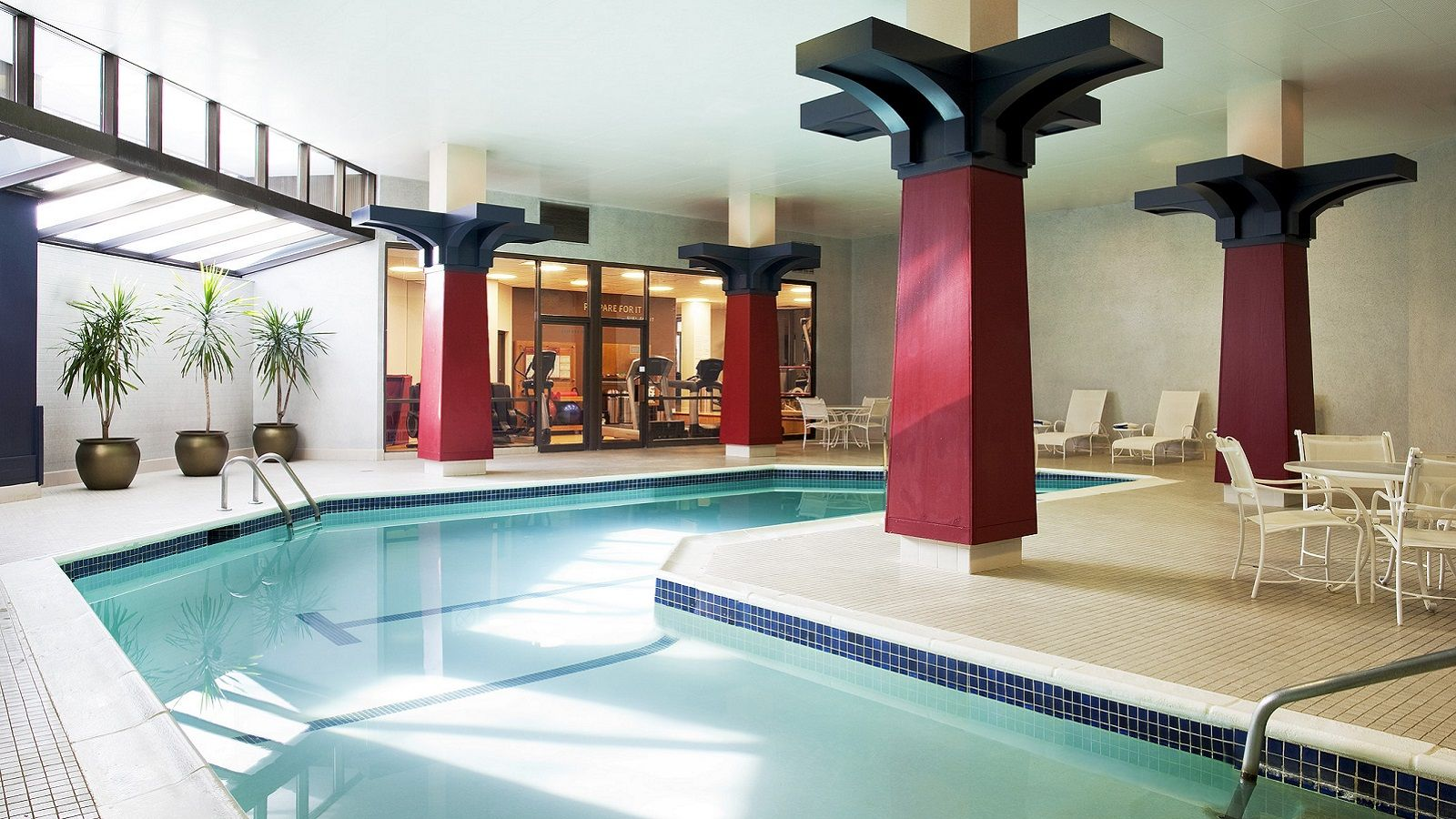 Hotel Amenities - Indoor Pool